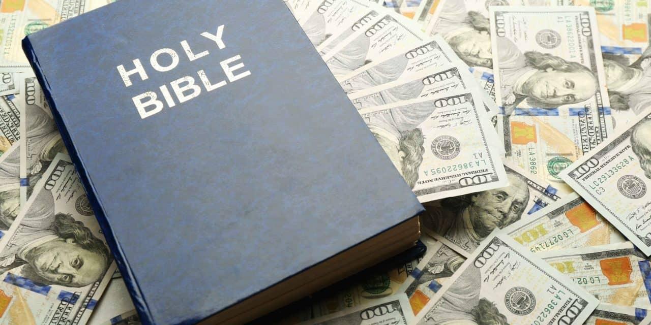 Foto - Categoria Finanças na Bíblia -