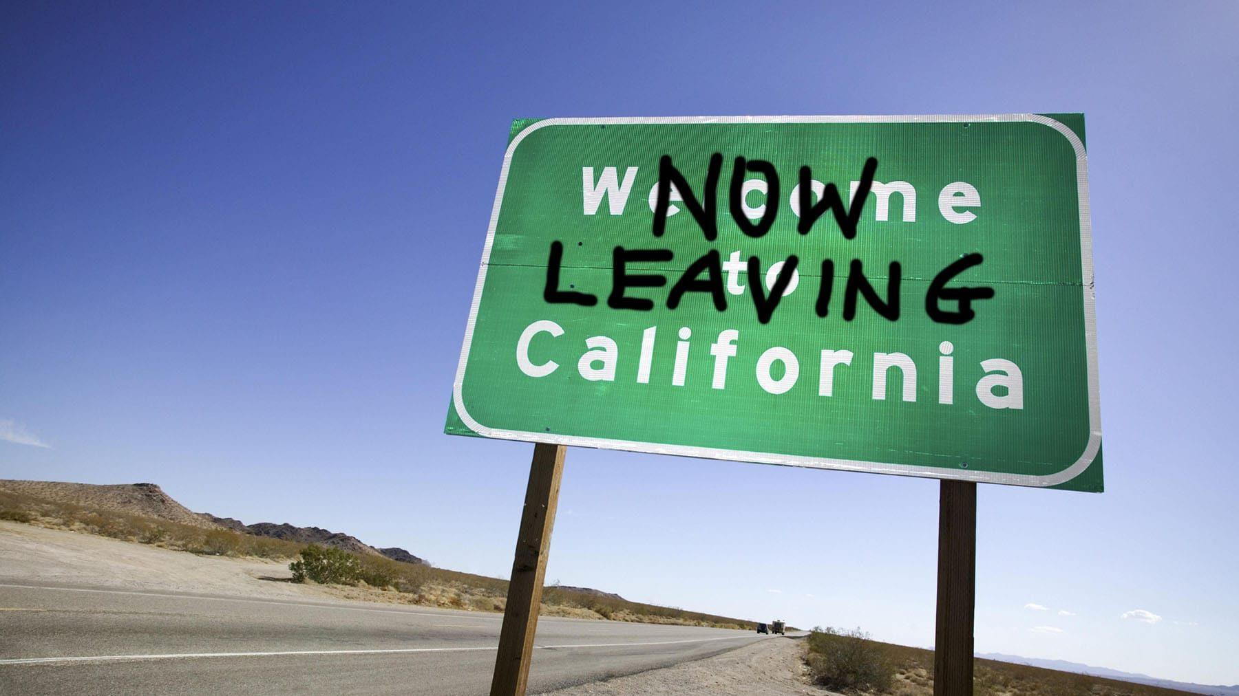 Foto notícia - Califórnia